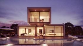 Namai iš skydų